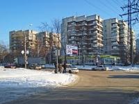 Новосибирск, улица Никитина, дом 64. многоквартирный дом