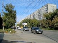 Новосибирск, улица Никитина, дом 68. многоквартирный дом