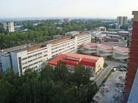 Новосибирск, улица Никитина, дом 155. университет Новосибирский государственный аграрный университет (НГАУ)