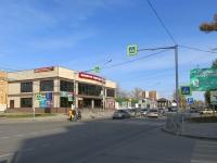Новосибирск, улица Никитина, дом 53/1. торговый центр