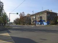 Новосибирск, улица Никитина, дом 93А. многоквартирный дом