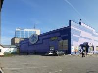 """Новосибирск, улица Никитина, дом 112А. торговый центр """"Стиль"""""""