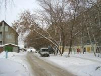 Новосибирск, улица Алтайская, дом 12. общежитие Новосибирского колледжа телекоммуникаций и информатики