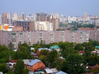 Новосибирск, улица Белинского, дом 6. многоквартирный дом
