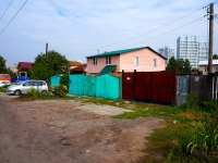 Новосибирск, улица Белинского, дом 73. индивидуальный дом