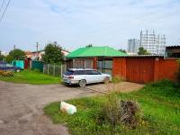 Новосибирск, улица Белинского, дом 77. индивидуальный дом