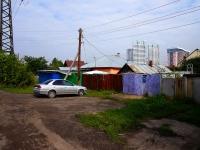 Новосибирск, улица Белинского, дом 87. индивидуальный дом
