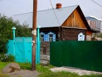 Новосибирск, улица Белинского, дом 91. индивидуальный дом