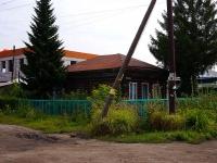 Новосибирск, улица Белинского, дом 95. индивидуальный дом