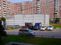 Новосибирск, улица Белинского. хозяйственный корпус
