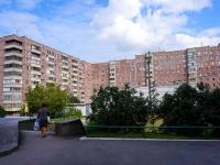 Новосибирск, улица Белинского, дом 3. многоквартирный дом