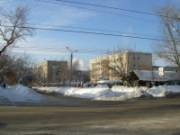 Novosibirsk, st Griboedov, house 37. law-enforcement authorities