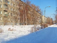 Novosibirsk, st Griboedov, house 73. Apartment house