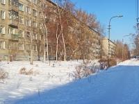 Новосибирск, улица Грибоедова, дом 73. многоквартирный дом