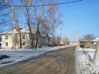 Новосибирск, улица Грибоедова, дом 123. многоквартирный дом