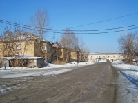 Novosibirsk, st Griboedov, house 127. Apartment house