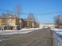 Новосибирск, улица Грибоедова, дом 127. многоквартирный дом