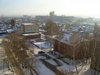 Novosibirsk, st Dekabristov, house 88А. office building