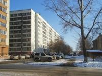 Novosibirsk, st Dekabristov, house 111. Apartment house