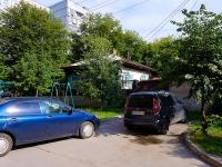 Novosibirsk, st Dekabristov, house 43. Private house
