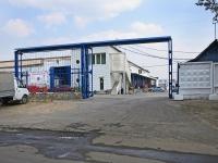 Novosibirsk, st Dunayskaya, house 16 к.9. warehouse