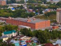 Новосибирск, улица Лескова, дом 17. гараж / автостоянка