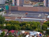 Новосибирск, улица Лескова, дом 71А. гараж / автостоянка