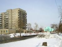 Новосибирск, улица Лескова, дом 282. многоквартирный дом