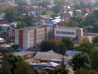 Новосибирск, улица Лескова, дом 140. органы управления