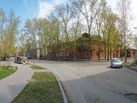 Новосибирск, улица Аксёнова, дом 31. многоквартирный дом