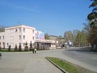 """Новосибирск, улица Аксёнова, дом 42. спортивный клуб """"Первомаец"""""""