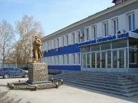 Новосибирск, улица Аксёнова. памятник В.И. Ленину
