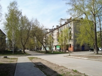Новосибирск, улица Новосёлов, дом 10. многоквартирный дом