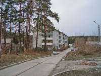 Novosibirsk, st Baza Geologii, house 1. Apartment house