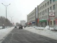 Новосибирск, Бердское шоссе, дом 61. многофункциональное здание