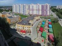 Новосибирск, улица Берёзовая, дом 17. детский сад №44