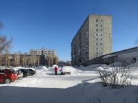 Новосибирск, улица Берёзовая, дом 2. многоквартирный дом