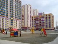 Novosibirsk, st Odoevsky, house 1/4. Apartment house