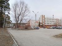 Новосибирск, улица Одоевского, дом 2. жилищно-комунальная контора