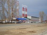 Новосибирск, улица Одоевского, дом 10/1. хозяйственный корпус