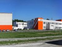 Новосибирск, улица Одоевского, дом 3. офисное здание