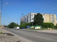 Novosibirsk, st Odoevsky, house 19. Apartment house