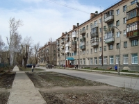 Новосибирск, улица Барьерная, дом 14. многоквартирный дом