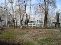 Новосибирск, улица Барьерная, дом 21. детский сад №165, Сибиринка