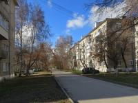 Новосибирск, улица Барьерная, дом 4. многоквартирный дом