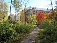Novosibirsk, st Akademicheskaya, house 1. Apartment house