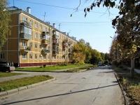 Новосибирск, улица Академическая, дом 4. многоквартирный дом