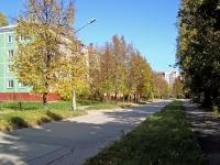 Novosibirsk, st Akademicheskaya, house 25. Apartment house