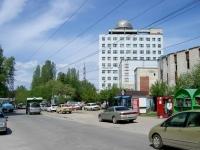 Novosibirsk, st Arbuzov, house 1/1К4. office building