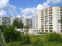 Novosibirsk, st Arbuzov, house 11. hostel
